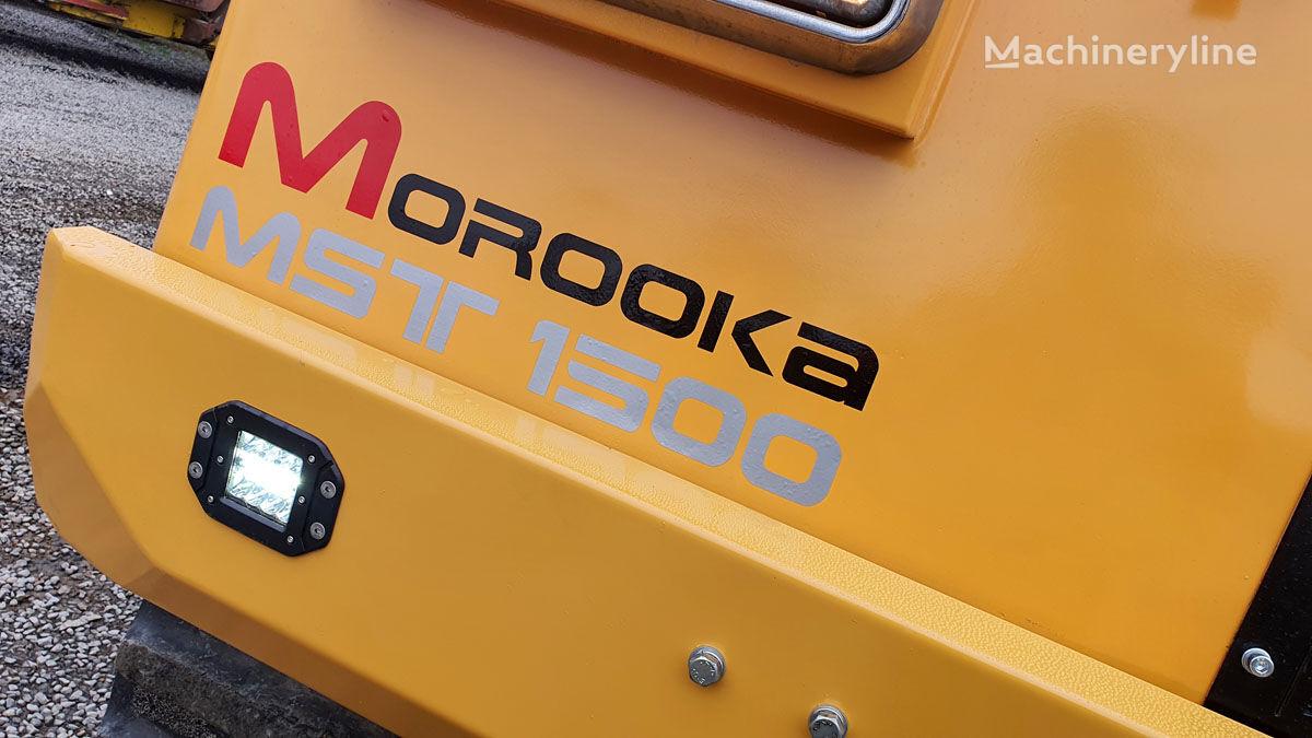 MOROOKA MST1500V  Raupendumper