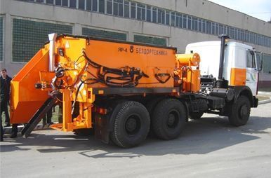 MAZ YaR-4 Recycler