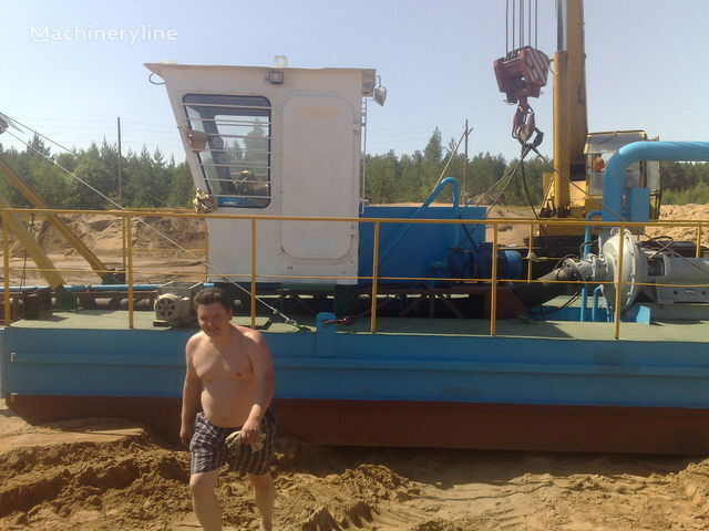 AHTAREC AHTAREC 400/40 Schwimmbagger