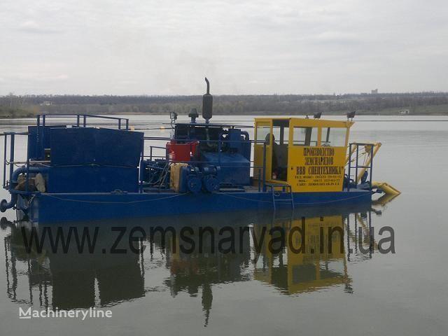 neuer NSS 160/30-GR Zemsnaryad mini + Schwimmbagger