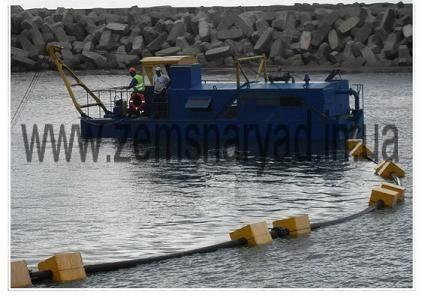 neuer NSS Zemsnaryad 400/20-GR Schwimmbagger