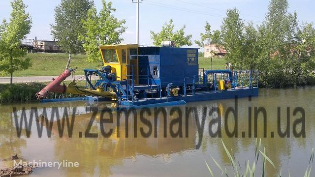 neuer NSS Zemsnaryad 800/40-F Schwimmbagger