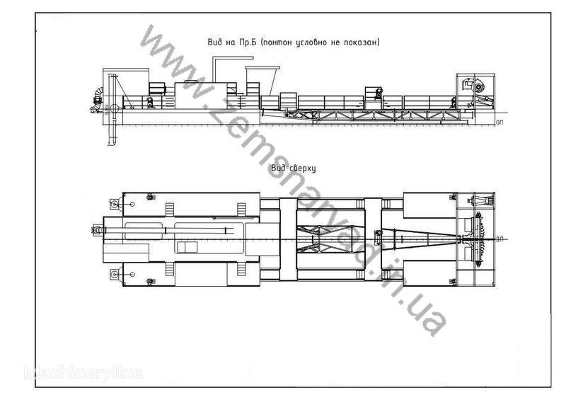 NSS Zemsnaryad NSS 6000/60 K GR Schwimmbagger