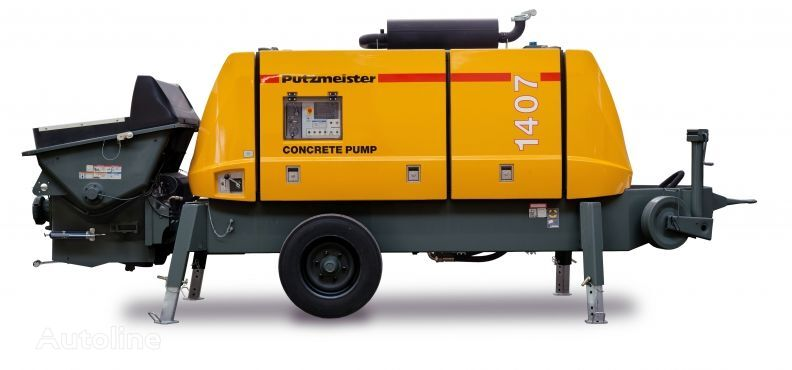 neuer PUTZMEISTER BSA 1407 D Stationäre Betonpumpe