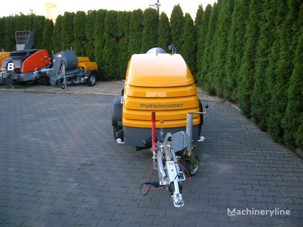 neuer PUTZMEISTER M740/4 NEW GENERATION Stationäre Betonpumpe