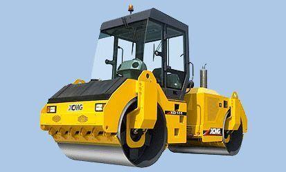 neue XCMG XD111  Straßenwalze