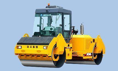 neue XCMG XD121  Straßenwalze