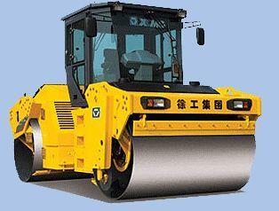 neue XCMG XD122 Straßenwalze