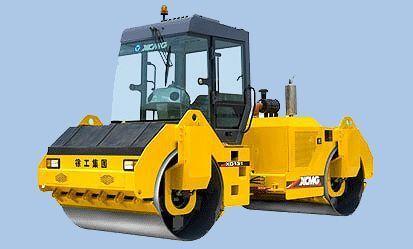 neue XCMG XD131  Straßenwalze