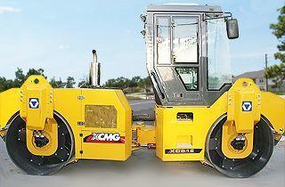 neue XCMG XD81E Straßenwalze