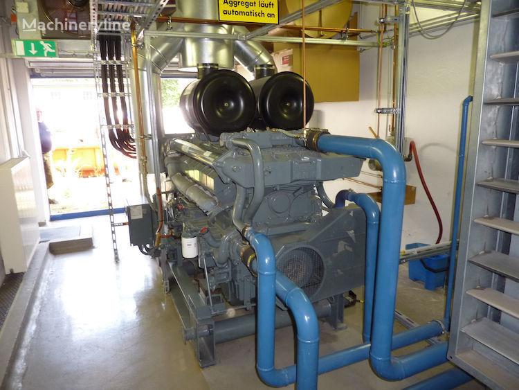 DEUTZ TBD616V12 Stromaggregat