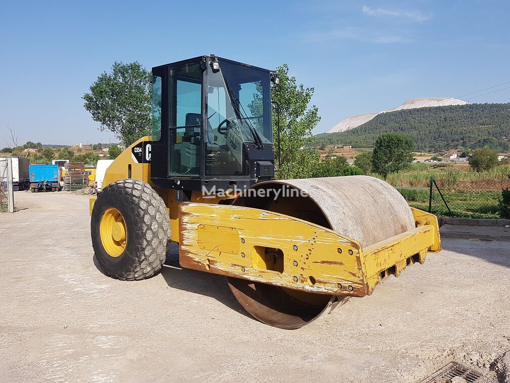 CATERPILLAR CS54 XT Walzenzug