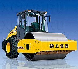 neue XCMG XS122 Walzenzug
