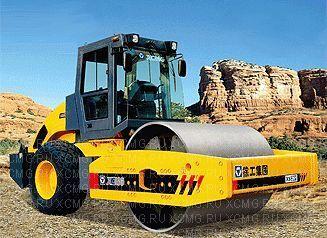 neue XCMG XS262 Walzenzug