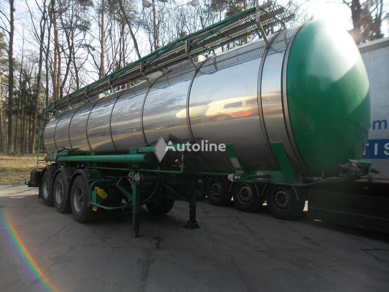 DROMECH LB4H Chemie Tankwagen