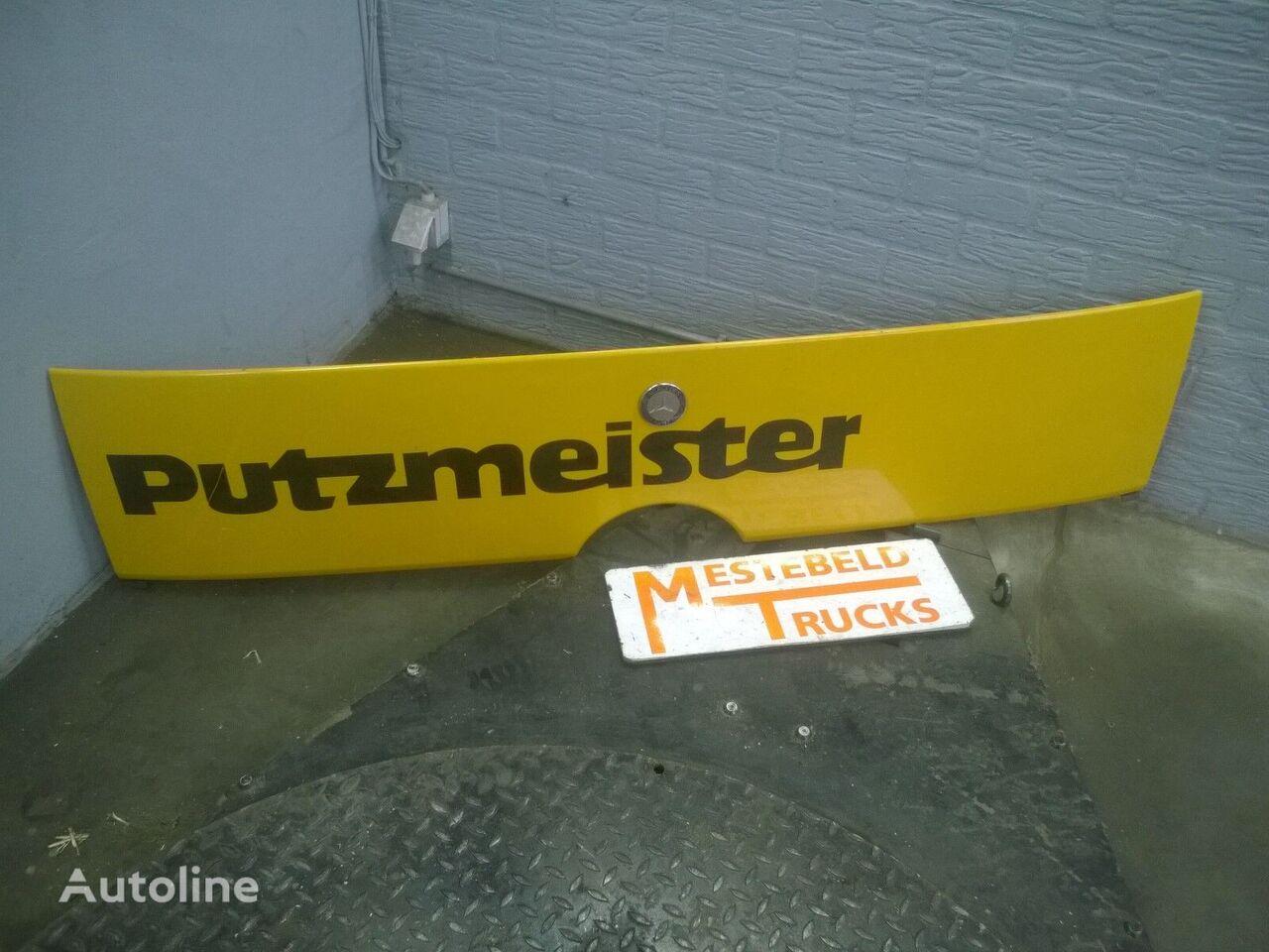 Abdeckung für MERCEDES-BENZ Frontplaat boven grille Sattelzugmaschine