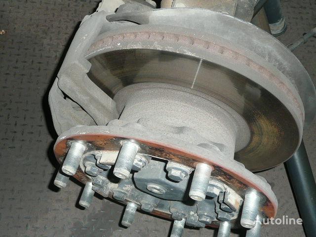 Achser Trakker 14F06 Knorr bremse 41285003-004 Achse für IVECO Trakker 8t 2007 LKW