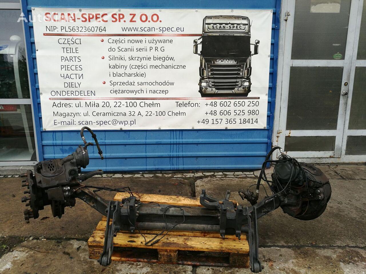 SCANIA Achse für SCANIA PRG Sattelzugmaschine