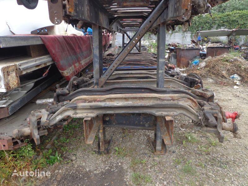 Achse für VOLVO Sattelzugmaschine
