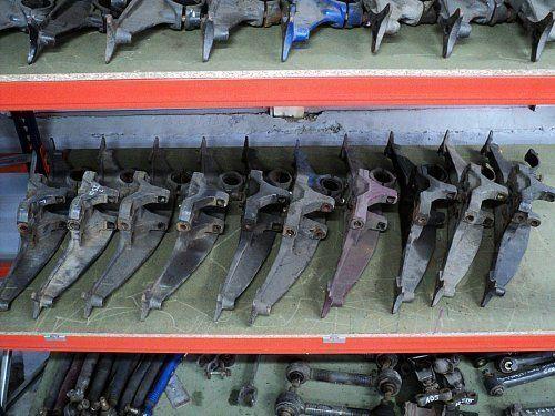 DAF MOCOWANIE PODUSZEK ZAWIESZENIA Anschlaggeschirr für DAF XF 95 / XF 105 Sattelzugmaschine