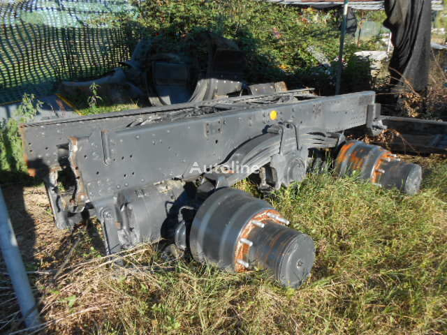 neuer ÜBERSETZUNG ACHSEN TYP 24/35 R13G11 IVECO  TRAKKER AP ACHSEN 2x 13 t.  8X4--8X6-8X8-6X4-6X6 Antriebsachse für IVECO Trakker E5 LKW