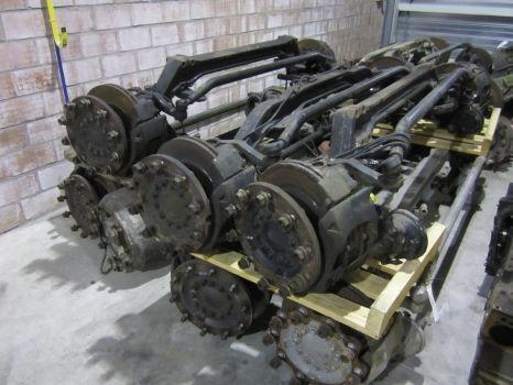 MAN Antriebsachse für MAN Sattelzugmaschine