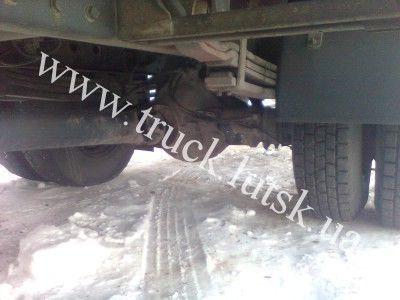 MAN Antriebsachse für MAN 12.224 LKW