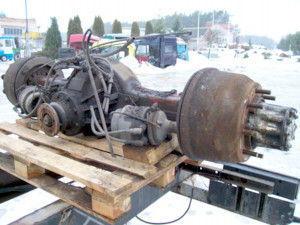 VOLVO Antriebsachse für VOLVO FL6 LKW