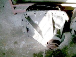 VOLVO RS1370HV Antriebsachse für VOLVO FH 6x4 LKW