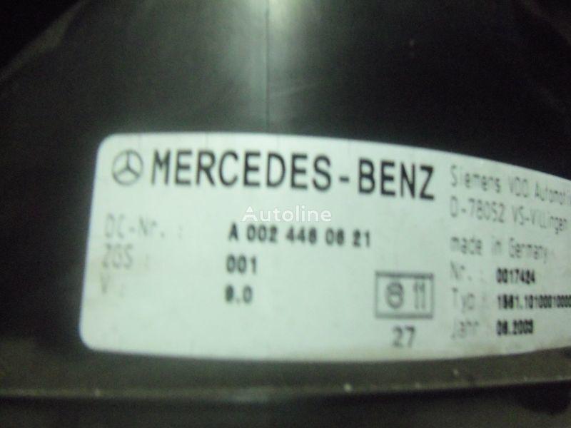 Mercedes Benz Actros MP2, MP3, MP4, INS electronic instrument panel 0024461321 cluster, 0024464321, 0024467421, 0024469921, 0034460521, 0044460621, 0044461821, 0014467021, 0024460721, 0024461421, 0024464421, 0024467521, 0034460021, 0034460621, 0044461921, Armaturenbrett für MERCEDES-BENZ Actros Sattelzugmaschine