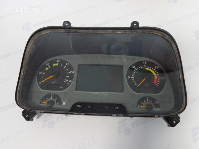 VDO speedometer dash Mercedes MB 0024467421, 0024460621, 0024461321, 0024461421, 0024469921 Armaturenbrett für MERCEDES-BENZ Actros LKW