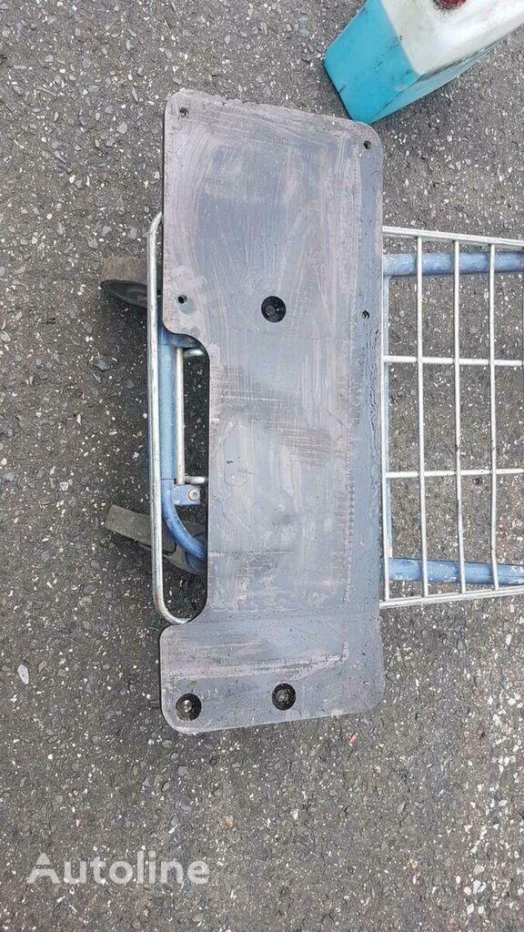 Montageplatte für klappbaren Beifahrersitz Befestigungsteile für MERCEDES-BENZ Montageplatte für klappbaren Beifahrersitz Bus