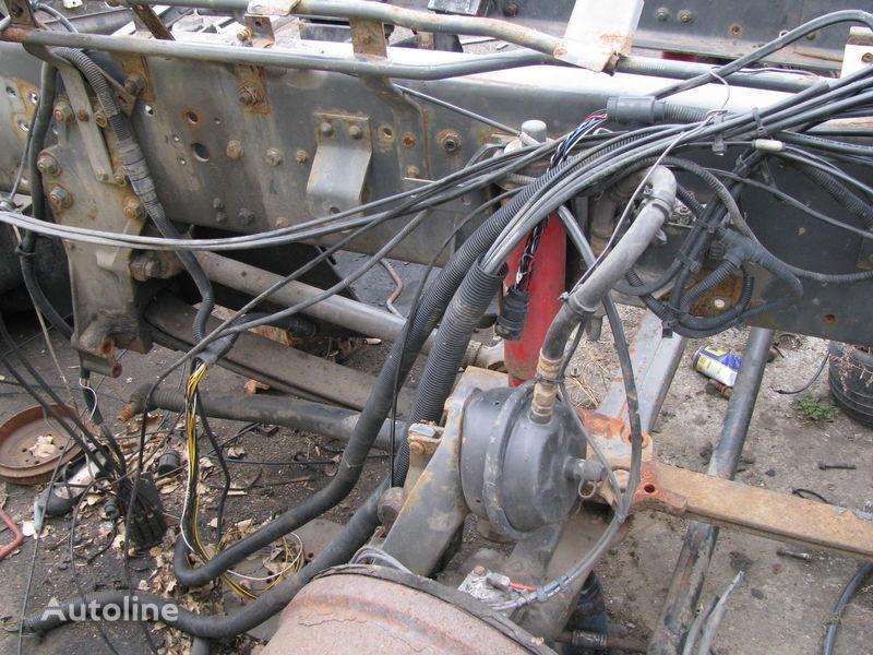 E-2, E-3 Blattfeder für DAF Sattelzugmaschine