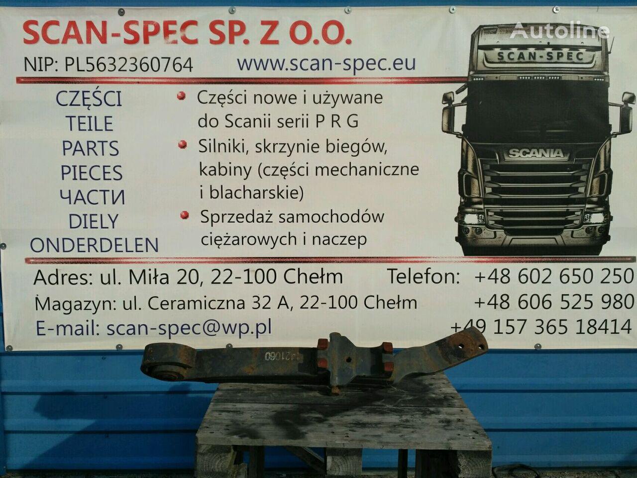 SCANIA 1421060 Lewa strona RH Blattfeder für SCANIA SERIE 4 / R Sattelzugmaschine