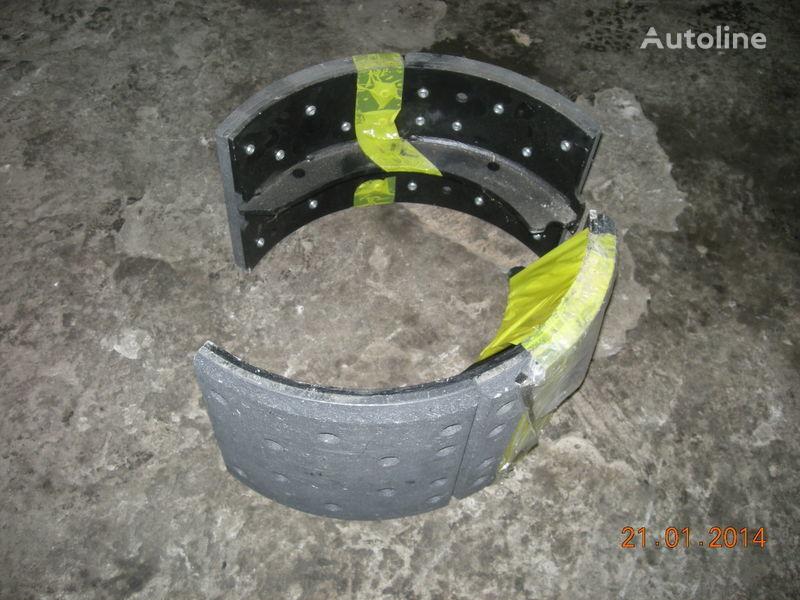 neuer IVECO BARABANNYE 2991759 19091 1906410 Bremsbeläge für IVECO Sattelzugmaschine