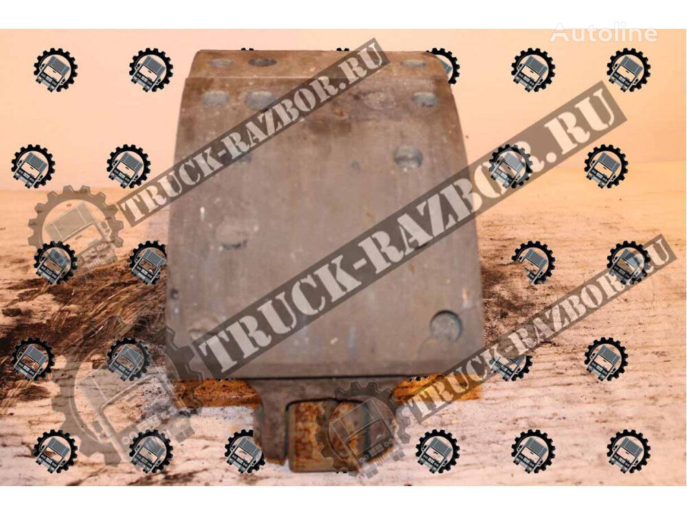 MAN Bremsbeläge für MAN TGS 2013g. Pered Sattelzugmaschine