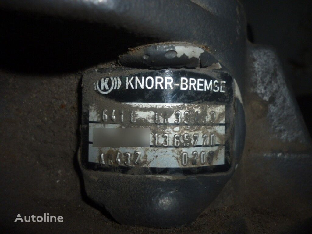 tormoznoy levyy Scania Bremssattel für LKW