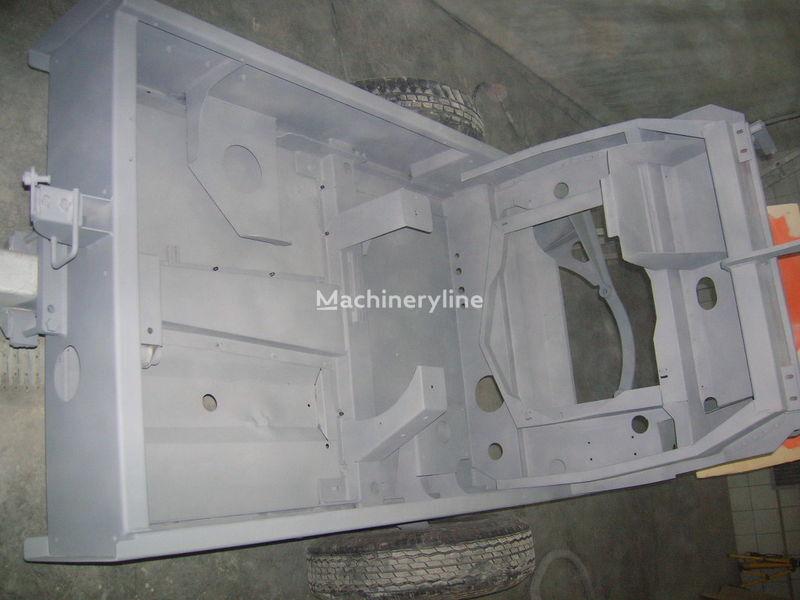 Chassis für PUTZMEISTER  M740/3  Andere Baumaschinen