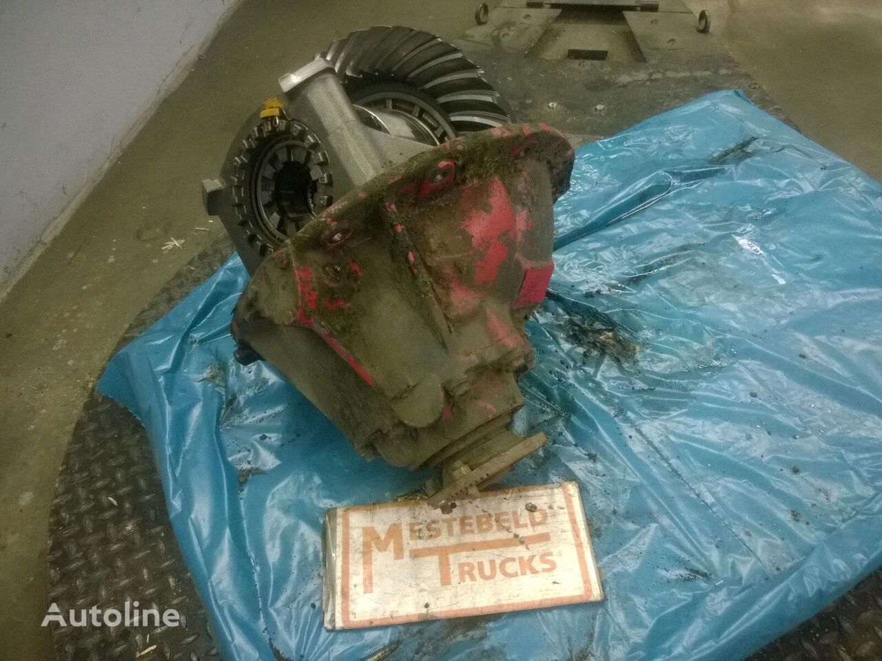 Differentieel HY-1175 00 Differential für MAN Differentieel HY-1175 00 LKW