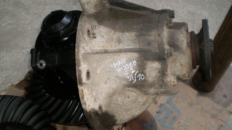 MAN HY13110 ,37/10.  37/12 Differential für MAN F2000 Sattelzugmaschine