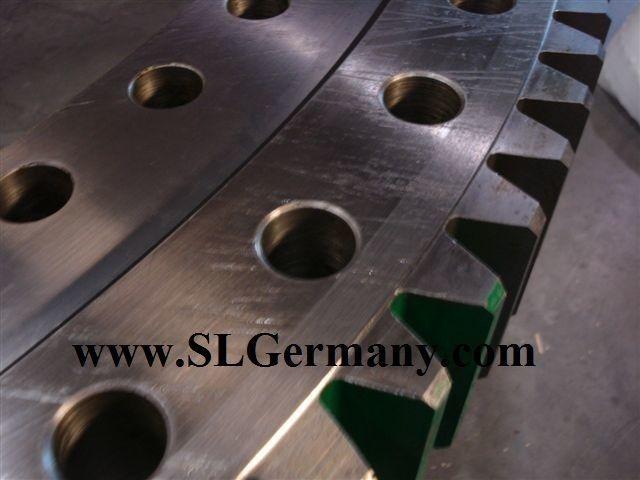 neuer slewing ring, bearing, turntable Drehverbindung für DEMAG AC 95, 155, 205, 265, 50, 80, 100, 200. Kranwagen
