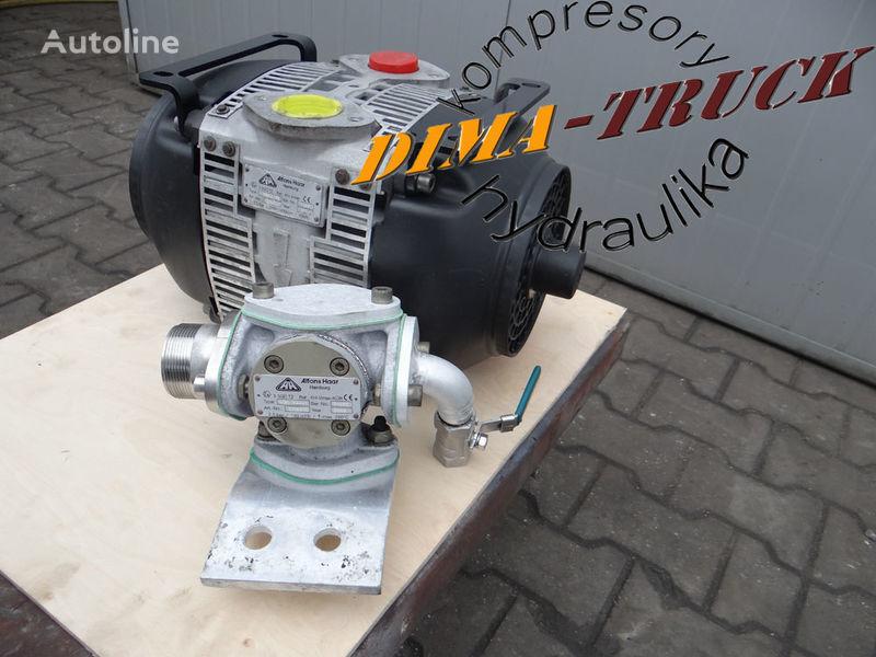 Haar vmax do wydmuchu płynów Druckluftkompressor für LKW
