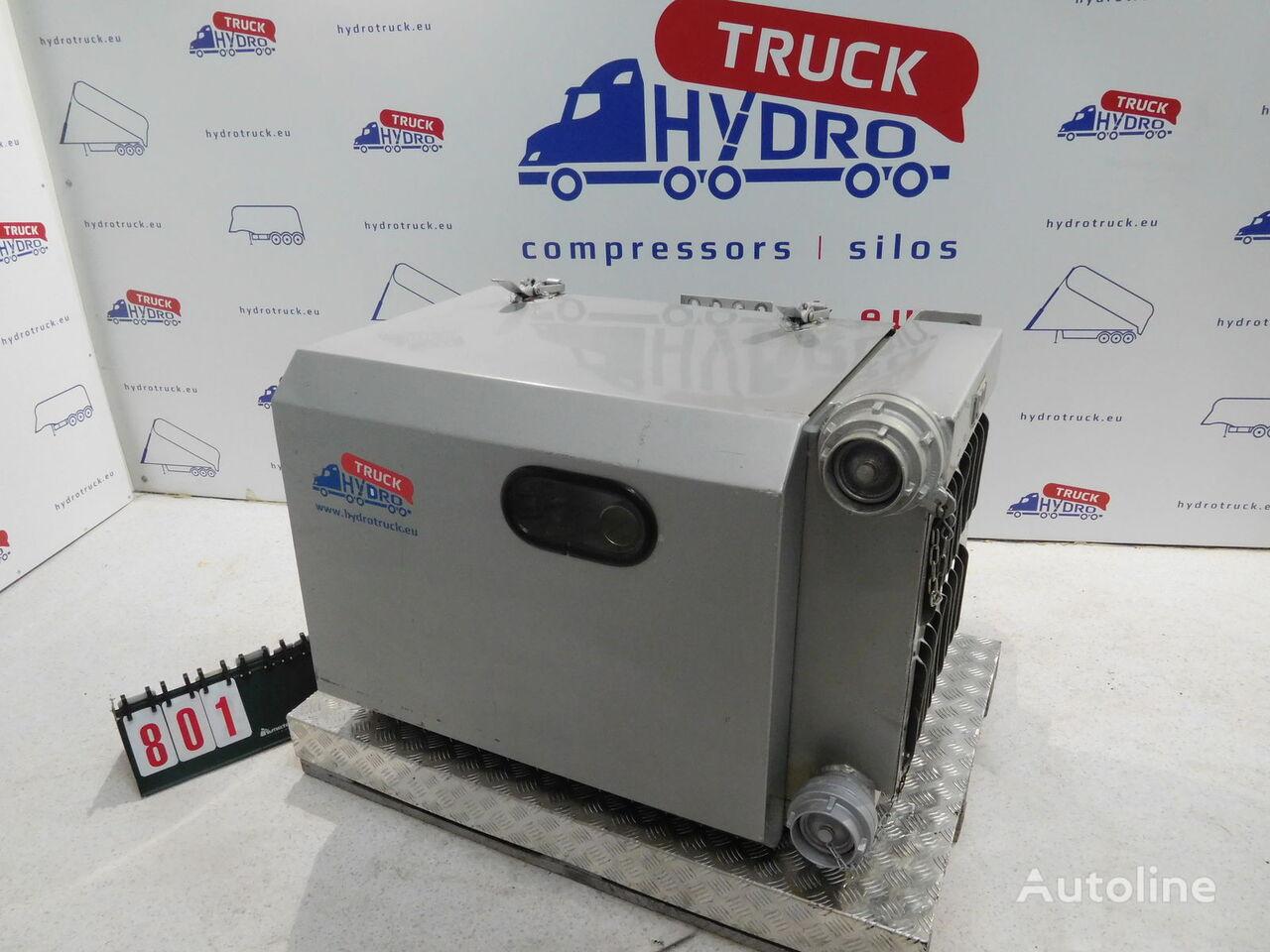 TYPHON 2C MOUVEX BLACKMER W ZABUDOWIE RTI Druckluftkompressor für Tankauflieger