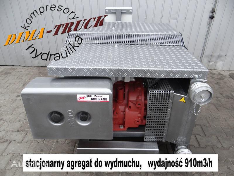 neuer CS80 agregat elektryczny Druckluftkompressor für Agregat elektryczny GHH CS80 LKW