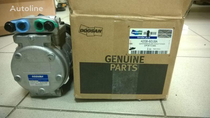 neuer Doosan compressor air conditioner (kompressor) Druckluftkompressor für DOOSAN DL400 Radlader