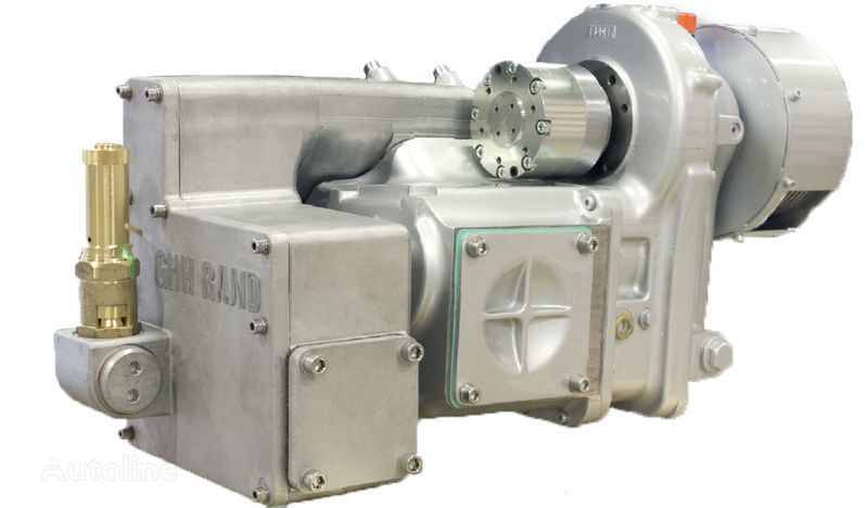 neuer Druckluftkompressor für GHH CS 750 LKW