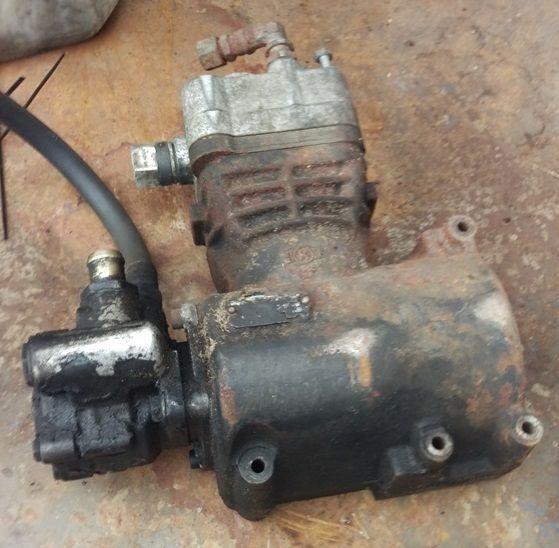 MAN D20 D26 Druckluftkompressor für MAN TGA MAN TGS MAN TGX LKW