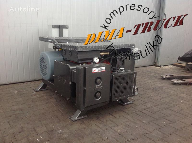 agregat ghh, drum silokompresor Druckluftkompressor für electric agregat LKW