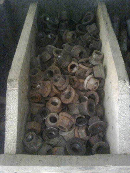 Gayki kalesnye Ersatzteile für Auflieger