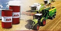 Gidravlicheskoe maslo AVIA FLUID HVI 32; 46; 68 Ersatzteile für Andere Landmaschinen